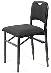 ADJUSTRITE Musician's Chair by Vivo USA - Best Orchestra Chairs