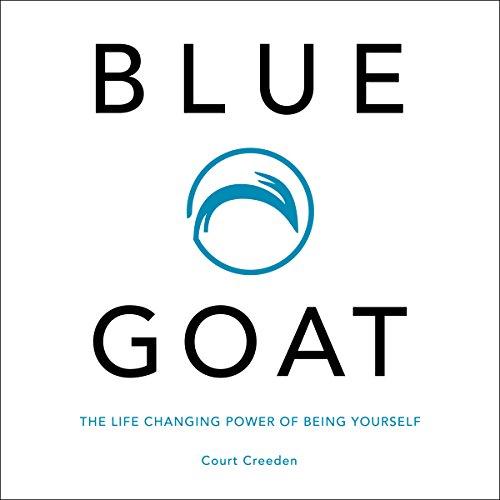 Blue Goat audiobook cover art