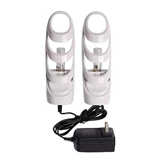 WNN-URG Zapato del Desodorante, Zapato de UV secador, Secado de Arranque Zapatilla de Deporte por termostato 6 vatios lámparas Ultravioleta URG