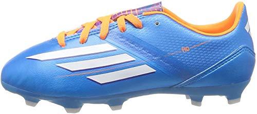 adidas F10 TRX FG, Fußballschuhe für Herren, Blue/White, 37