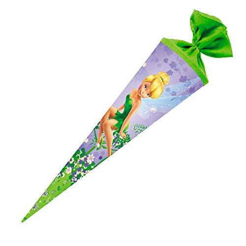 Nestler Schultüte Disney Fairies 2016 Schule Zuckertüte Einschulung Kinder: Größe: 70 cm