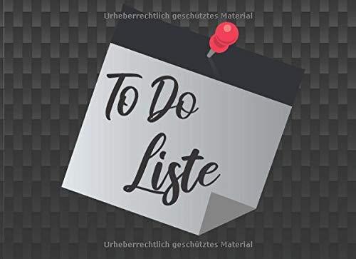 To Do Liste: Übergabe-Buch mit To-Do-Liste für den Tag / Checklisten-Buch und Aufgaben-Planer mit Checkboxen zum abhaken fürs Büro oder andere dienstliche Tagesaufgaben mit Übergabeprotokoll