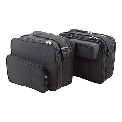 Motorcycle Pannier Liners Inner Bags For BMW VARIO, R1200 GS LC, 2013 - No 12