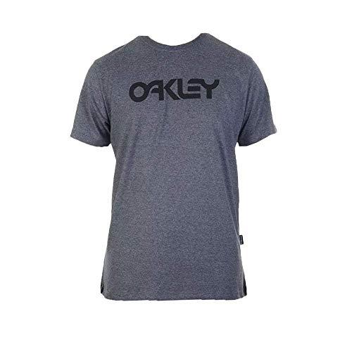 Camiseta Oakley Mark II Cor:Cinza;Tamanho:GG