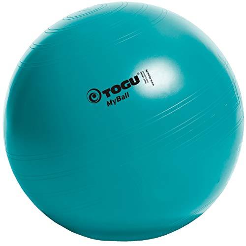 TOGU Gymnastikball MyBall, 65 cm, türkis
