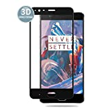 E-Hamii Protecteur d'écran Compatible avec OnePlus 3[Noir],[Haute Définition][Anti-Rayures],Verre...