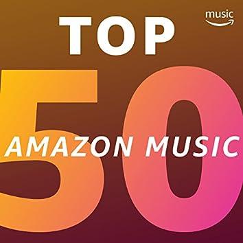 Top 50 Amazon Music