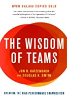 The Wisdom of Teams: Creating the High-Performance Organization (Collins Business Essentials)