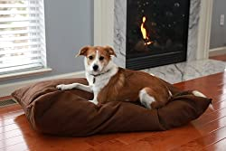 image of caddis SuperSoft Ultra Pillow Dog Bed
