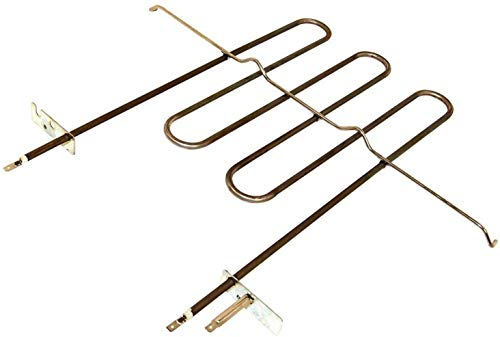 First4spares Grill Heating Element for Indesit Oven Cookers (2250Watt)