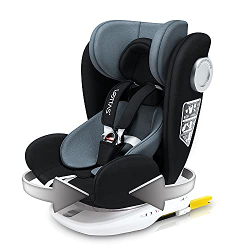 Lettas -   Baby Autositz 360°