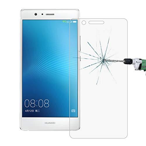 YUNCHAO Película de Vidrio Templado Huawei P9 Lite 0.26mm 9H Dureza Superficial 2.5D Película Protectora de Pantalla de Vidrio Templado a Prueba de explosiones Proteger por teléfono