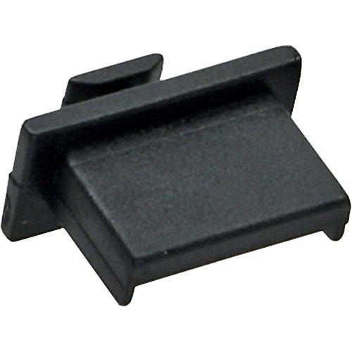 InLine 59948A50er Pack  Staubschutz, für USB A Buchse, schwarz