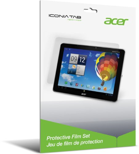 Acer Iconia Tab A510/A700 Protective Film Set