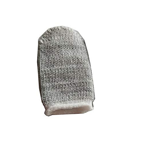 Vingertoppen zweetbestendig antistatische mobiele telefoon Tablet Finger Sleeve