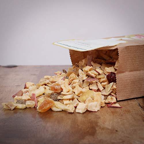 Hitzegrad® Obstmischung 1000g - Ergänzung zum Barf-Menü in Premiumqualität