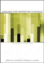 Best analysis for marketing planning lehmann Reviews