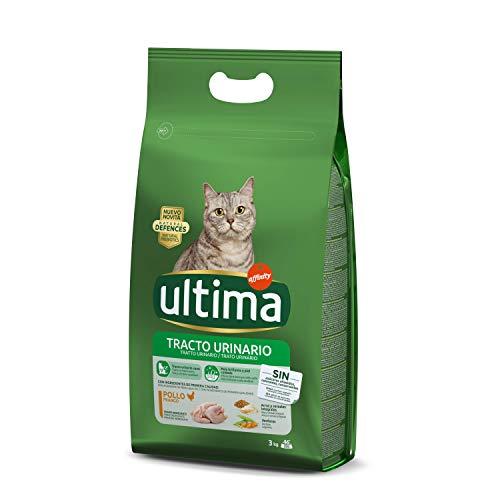 Ultima Pienso para Gatos Problemas del Tracto Urinario - 3 kg
