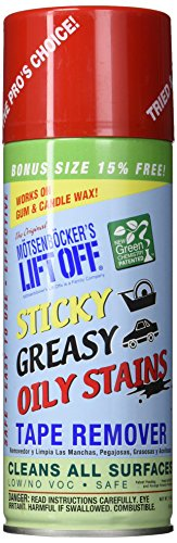 Motsenbocker's Lift Off 402-11 #2 Sticky, Greasy, Oily Stain Remover