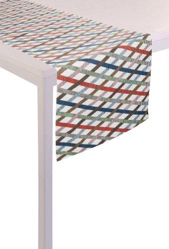 Linum Tischläufer Bunt Größe 45x150 cm