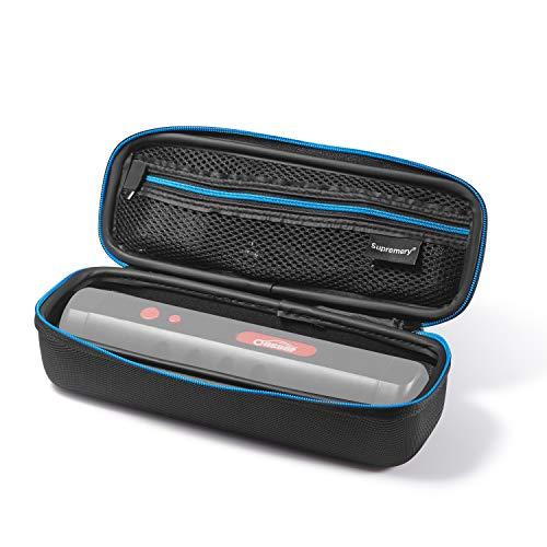 Supremery Case für Oasser P1S Elektrischer Kompressor Auto-Luftpumpe Case Tasche Schutzhülle Etui mit Netztasche für weiteres Zubehör für Oasser Luftkompressor