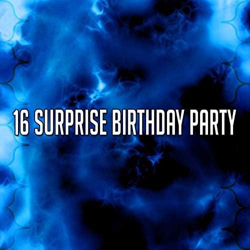 Happy Birthday Party Crew