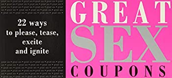 Great Sex Coupons  Romantic Love Coupons for Couples  Gift for Date Night Bachelorette Bridal Shower Anniversary Honeymoon Birthday