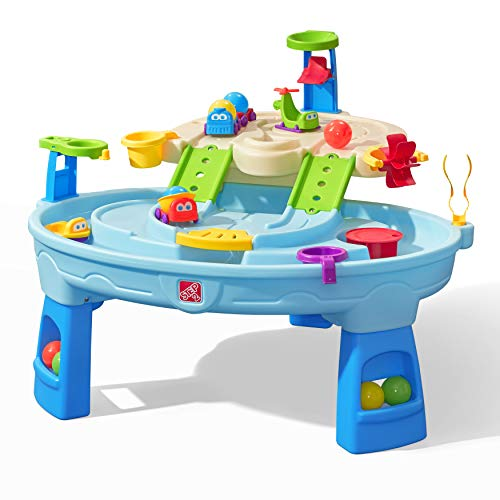 Step2 Ball Buddies Adventure Center Water Table | Water & Activity Play Table for Toddlers