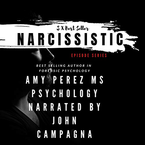 Narcissistic Episode Series cover art
