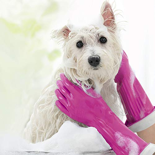 Product Image 5: Playtex Living Reuseable Rubber Cleaning Gloves (Medium, Pack – 3)