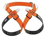 PETZL Unisex Adult Superaventi Harness, Naranja, 1