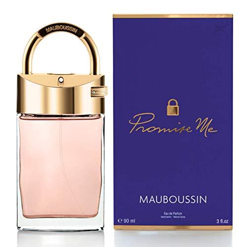 Mauboussin - Eau de Parfum Femme - Promise Me - Senteur Chypré & Moderne - 90ml