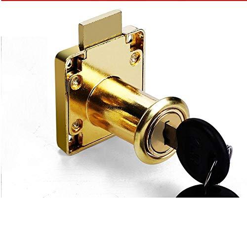 GangKun Office, lade slot, bureau, bestand, kastslot, huishouden, nachtkastje, kast, deurslot, met rond gat, cilinder slot