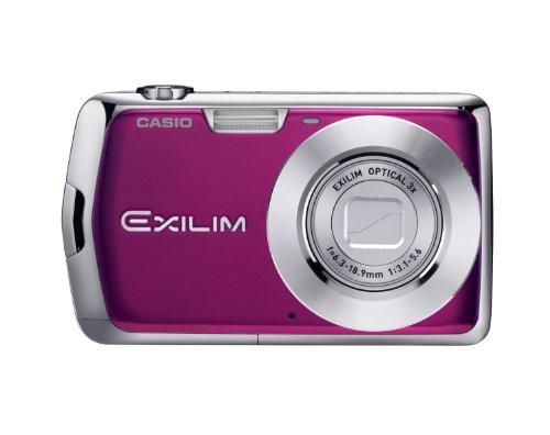 Casio Exilim EX-Z1 - Cámara Digital Compacta 10.1 MP (2.7 Pulgadas LCD, 3X Zoom Óptico), Violeta