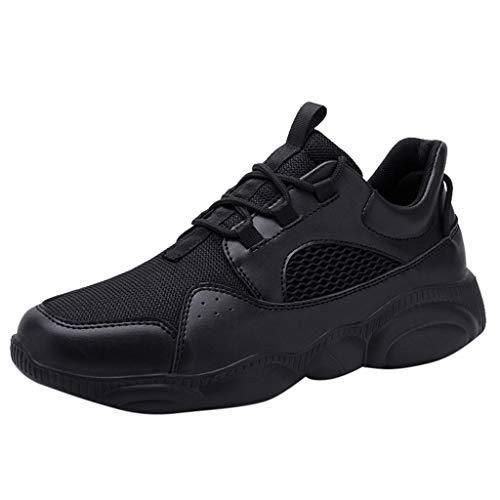 MONDHAUS Unisex Laufschuhe Ultraleichte Turnschuh Atmungsaktive Freizeitschuhe Sportschuhe Sneaker Outdoor Leichtgewichts Laufschuhe Freizeit Atmungsaktive Schuhe 35-47