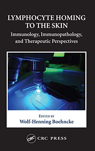 LYMPHOCYTE HOMING TO THE SKIN: Picture books for children (English Edition)