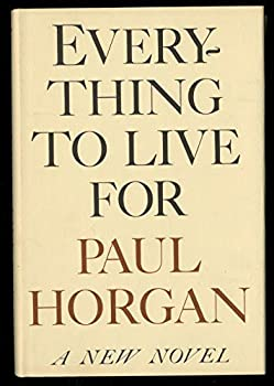 Everything to Live for 0374150400 Book Cover