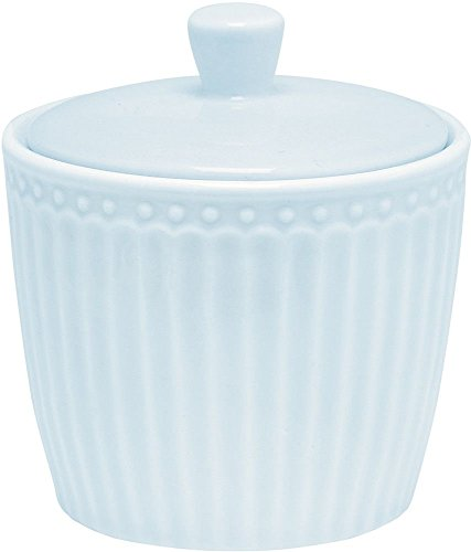 GreenGate Zuckertopf - Sugar Pot - Alice Pale Blue