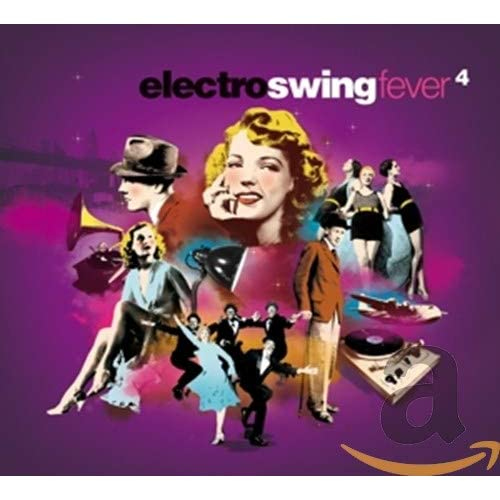 Electro Swing Fever 2015 (4 CD)