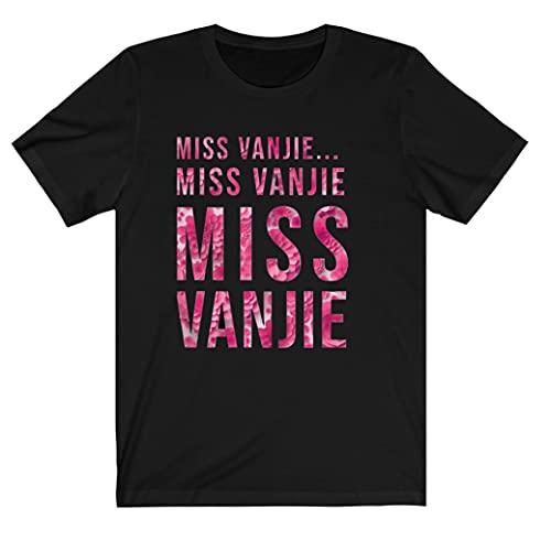 Miss Vanjie Merch Miss Vanjie Hoodie, Miss Vanjie Shirt can be Customized