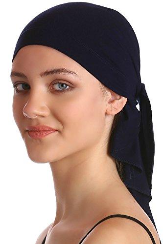 Deresina Headwear Bandana, unisex, Negro