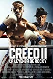Import Posters Creed 2 – Sylvester Stallone – Spanish
