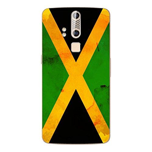 DISAGU SF-106600_1124 Design Folie für ZTE Axon Elite - Motiv Jamaika