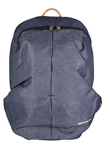 Monolith 200009119B Laptop Backpack 15.6 Inches Model 9119 30 x 15 x 45 cm Dark Blue