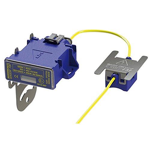 COBRA Caratec Marderschutz Sensor 737 zum Nachrüsten für Ihr KfZ inkl. 6 Sensoren, Marderabwehr mit Hochspannungs-Sensoren