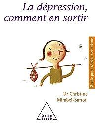 couverture livre la dépression comment en sortir Christine Mirabel Sarron