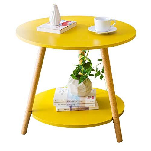 Coffee Table Muebles de salón pequeños muebles de madera decorados sala de...