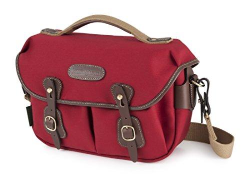 Billingham Hadley Small Tasche für Kamera, Burgundy/Schokolade