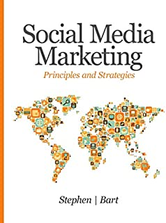 Social Media Marketing: Principles and Strategies