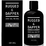 RUGGED & DAPPER Daily Power Scrub Face Wash + Exfoliating Facial...